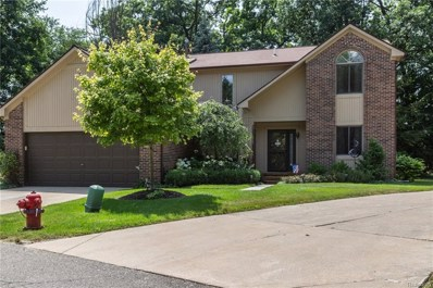 6150 Springvale Court UNIT 92, West Bloomfield Twp, MI 48322 - MLS#: 218063985