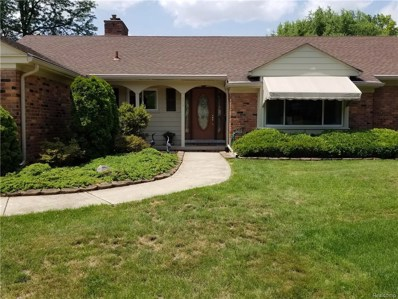 421 Barclay Road, Grosse Pointe Farms, MI 48236 - MLS#: 218064071