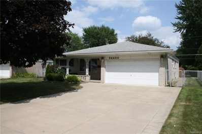 34430 Tyler, Sterling Heights, MI 48310 - MLS#: 218064092