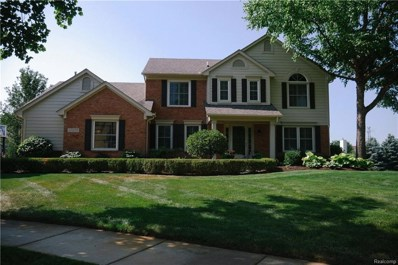 47699 Mocking Bird Court, Novi, MI 48374 - MLS#: 218064130