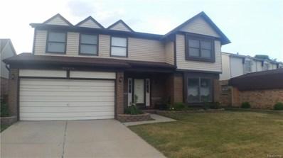 42274 Greenwood Drive, Canton Twp, MI 48187 - MLS#: 218064172