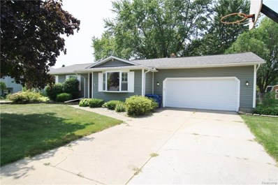 7092 Fairgrove Drive, Mundy Twp, MI 48473 - MLS#: 218064376