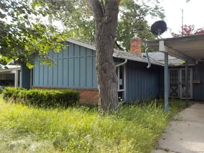 1817 Greenbriar Lane, Flint, MI 48507 - MLS#: 218064422