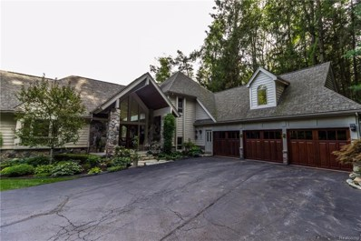 385 Wolfe Road, Groveland Twp, MI 48462 - MLS#: 218064461