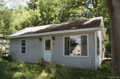 179 Fonda Drive, Deerfield Twp, MI 48421 - MLS#: 218064589
