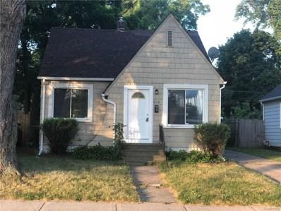 150 E Rundell Street, Pontiac, MI 48342 - MLS#: 218064600