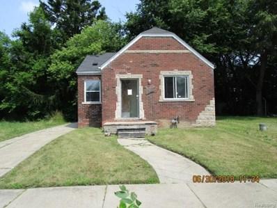 13019 Maiden Street, Detroit, MI 48213 - MLS#: 218064636