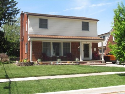 131 N Mildred Street, Dearborn, MI 48128 - MLS#: 218064969