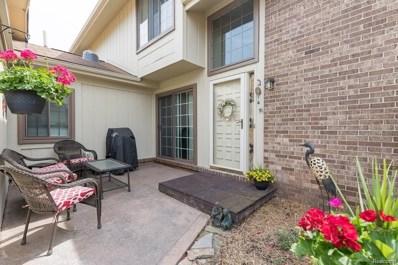2957 Meadowbrook Drive, Rochester Hills, MI 48309 - MLS#: 218065025