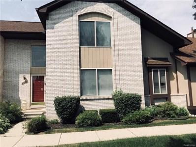 20365 Villa Grande Circle, Clinton Twp, MI 48038 - MLS#: 218065038