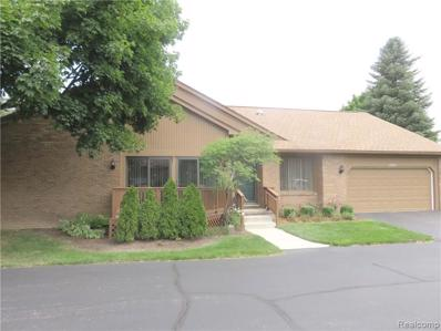 2218 London Bridge Drive, Rochester Hills, MI 48307 - MLS#: 218065066