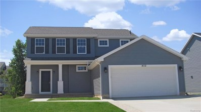 3825 Sloan Drive, Holly Twp, MI 48442 - MLS#: 218065092
