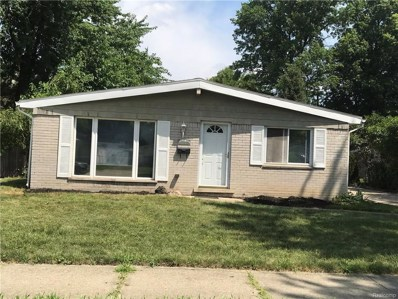 1635 Middlesex Avenue, Madison Heights, MI 48071 - MLS#: 218065145