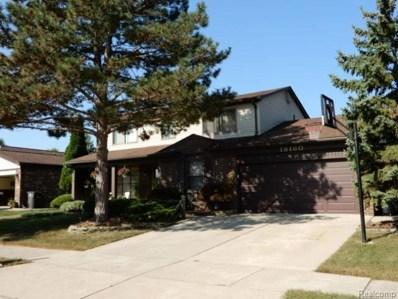 18160 Parkridge Drive, Riverview, MI 48193 - MLS#: 218065156