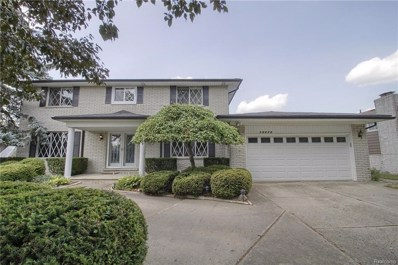 16075 Monticello Drive, Clinton Twp, MI 48038 - MLS#: 218065168