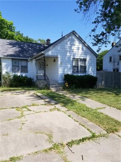 6586 Forrer Street, Detroit, MI 48228 - MLS#: 218065174