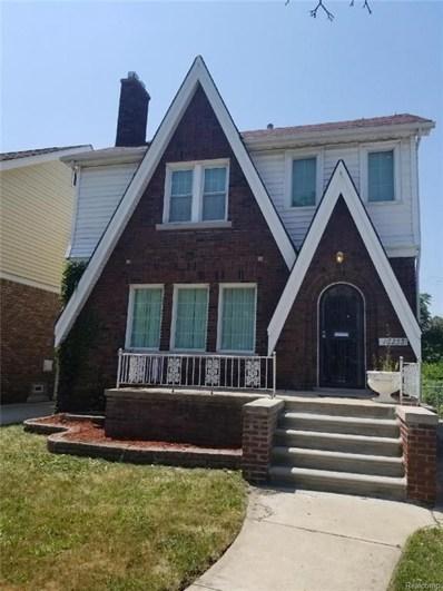 16255 Muirland, Detroit, MI 48221 - MLS#: 218065251