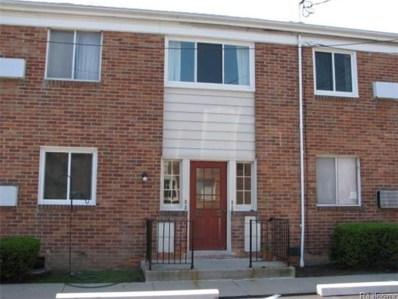 32718 Grand River Avenue UNIT B26, Farmington, MI 48336 - MLS#: 218065349