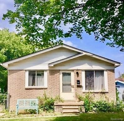 7235 Hupp Avenue, Warren, MI 48091 - MLS#: 218065355