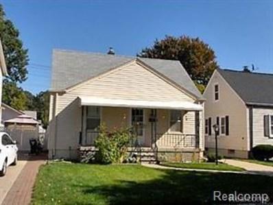 3337 Edgewood Street, Dearborn, MI 48124 - MLS#: 218065402