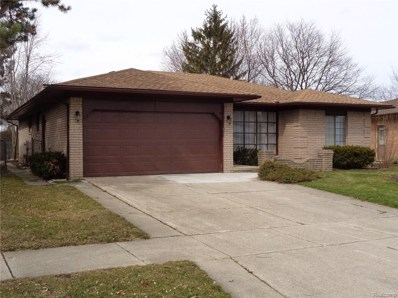 1725 Crimson Drive, Troy, MI 48083 - MLS#: 218065422