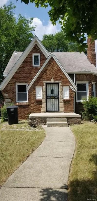 16709 Gilchrist Street, Detroit, MI 48235 - MLS#: 218065470