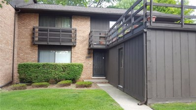 37202 Clubhouse Drive, Sterling Heights, MI 48312 - MLS#: 218065507