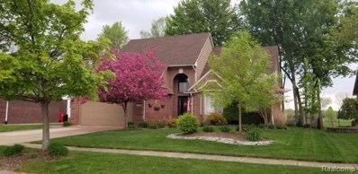 51440 Nicolette Drive, Chesterfield Twp, MI 48047 - MLS#: 218065621