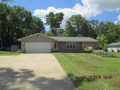 9361 Lovejoy Road, Deerfield Twp, MI 48451 - MLS#: 218065669