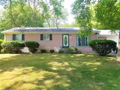 1642 Lakeway Drive, Bloomfield Twp, MI 48302 - MLS#: 218065704