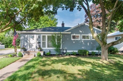 603 N Wilson Avenue, Royal Oak, MI 48067 - MLS#: 218065762