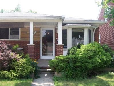 5744 N Vernon Street, Dearborn Heights, MI 48127 - MLS#: 218065780