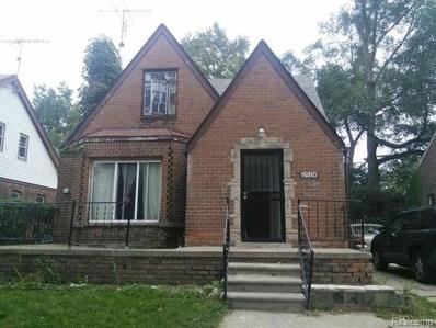 15810 Murray Hill Street, Detroit, MI 48227 - MLS#: 218065794