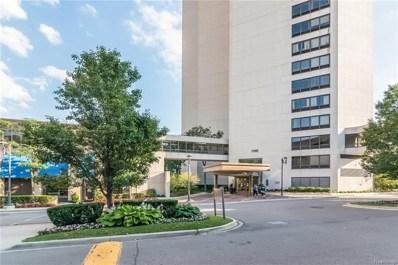 1001 W Jefferson Avenue UNIT 1J, Detroit, MI 48226 - MLS#: 218065806