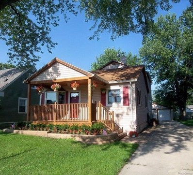 4015 Edgar Avenue, Royal Oak, MI 48073 - MLS#: 218065833