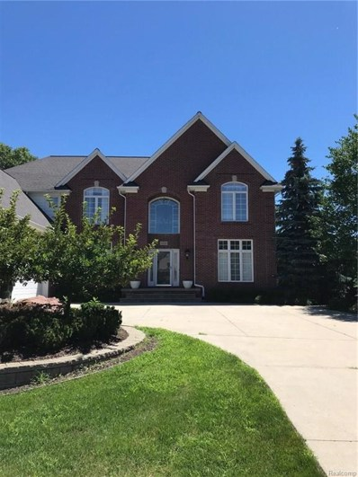1008 Canyon Creek Drive, Rochester Hills, MI 48306 - MLS#: 218066036
