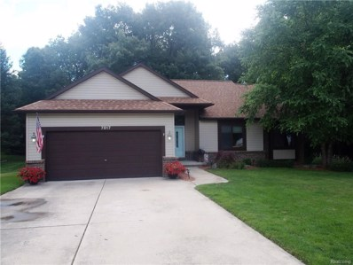 7817 Hoffman Drive, Waterford Twp, MI 48327 - MLS#: 218066067