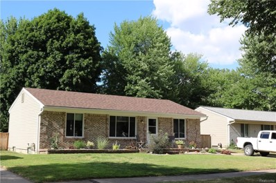 13865 Bowling Green, Sterling Heights, MI 48313 - MLS#: 218066071