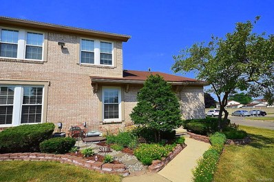 8858 Sunrise Dr, Sterling Heights, MI 48312 - MLS#: 218066141