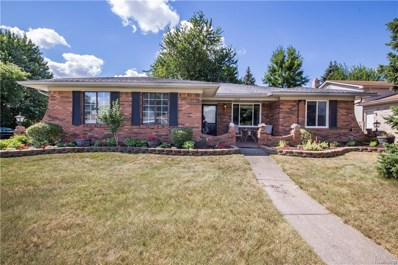 3074 Donna Drive, Sterling Heights, MI 48310 - MLS#: 218066158
