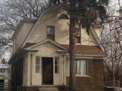 466 Chalmers Street, Detroit, MI 48215 - MLS#: 218066180