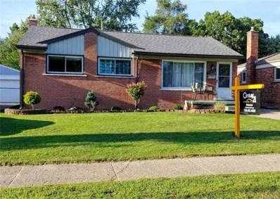 31800 Grandview Avenue, Westland, MI 48186 - MLS#: 218066193