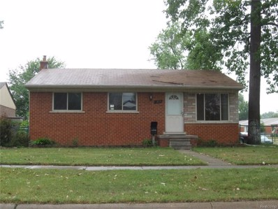 351 E Farnum Avenue, Madison Heights, MI 48071 - MLS#: 218066212
