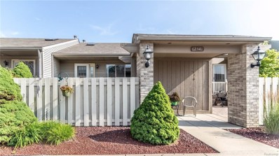 62341 Arlington Circle UNIT 5, South Lyon, MI 48178 - MLS#: 218066227
