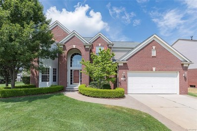 7091 S Central Park, Shelby Twp, MI 48317 - MLS#: 218066283