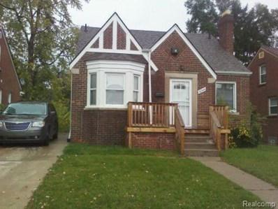 18944 Mansfield Street, Detroit, MI 48235 - MLS#: 218066358