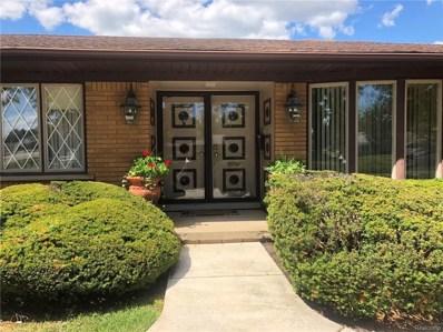 17598 Alta Vista Drive, Southfield, MI 48075 - MLS#: 218066429