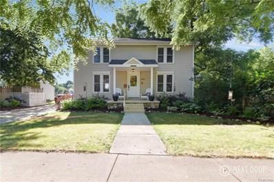 411 S Michigan Avenue, Howell, MI 48843 - MLS#: 218066474