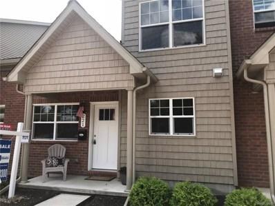 221 S Oak Street Street N, Wyandotte, MI 48192 - MLS#: 218066491