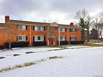 42536 Woodward Avenue UNIT A, Bloomfield Twp, MI 48304 - MLS#: 218066521